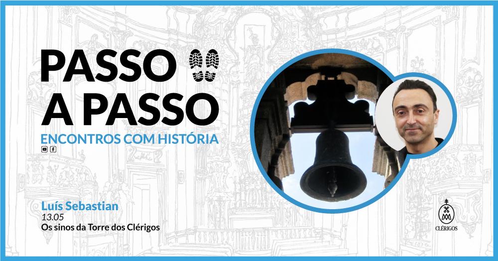 Passo a Passo, Encontros com História - Ep.6 com Luis Sebastian Torre dos Clérigos