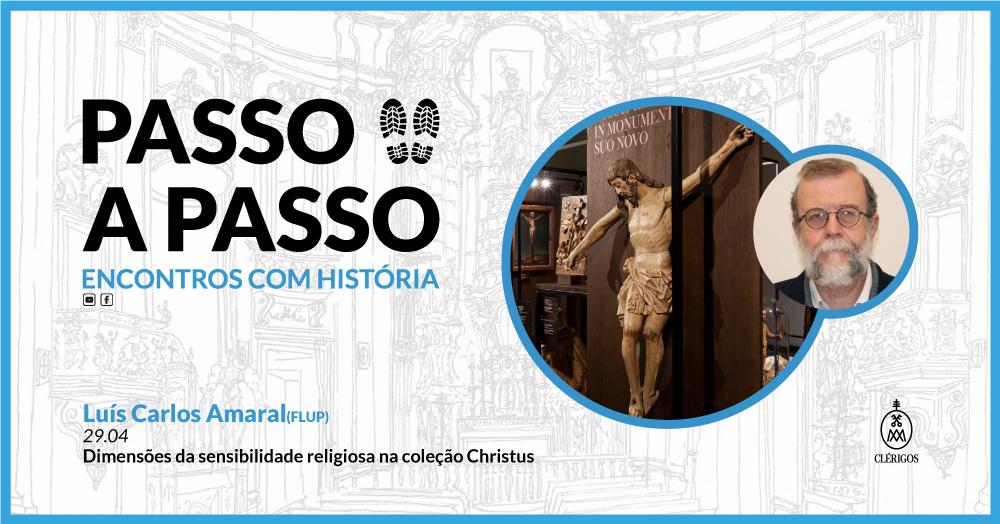 Passo a Passo, Encontros com História - Ep.5 com Luis Carlos Amaral Torre dos Clérigos