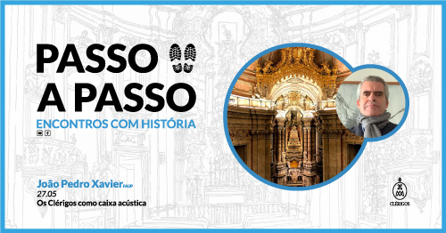 Passo a Passo, Encontros com História - Ep.7 com Joao Pedro Xavier Torre dos Clérigos