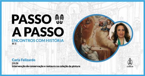 Passo a Passo, Encontros com História - Ep.9 com Carla Felizardo Torre dos Clérigos