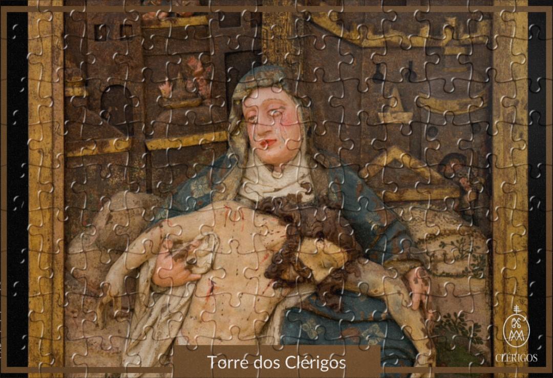 Puzzle da Torre dos Clérigos