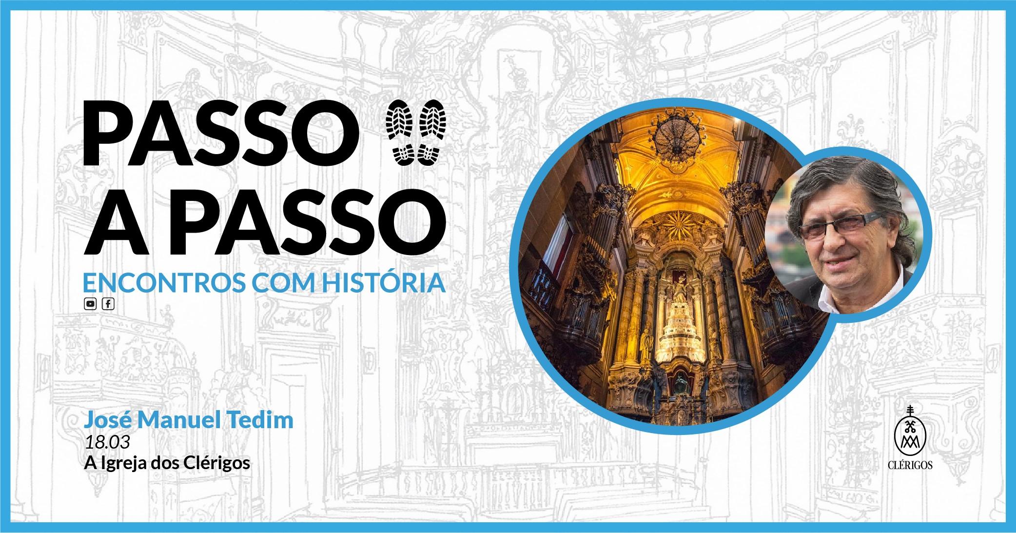 Passo a Passo, Encontros com História - Ep.2 com Jose Tedim